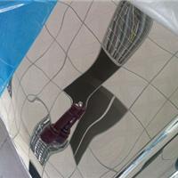 供应镜面地毯,银色镜面地毯,镜子地毯,塑料镜片地毯