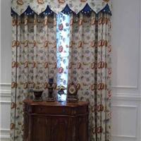 供应长沙窗帘布艺 品牌窗帘