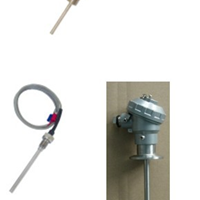 温度传感器温度变送器 铂电阻传感器