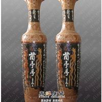 供应景德镇手工雕刻陶瓷大花瓶 朋友开张送礼 开业礼品