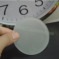 长期加工单面砂钢化玻璃防眩耐划伤安全防爆超白高透玻璃