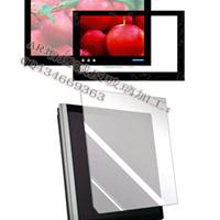 供应双面AR增透减反玻璃7寸10寸视屏专用透光率高达98%