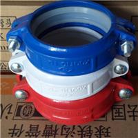 供应山东迈克管件~涂塑管件给排水卡箍连接件