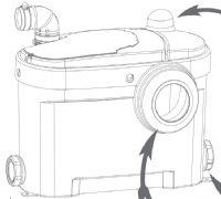 供应法国原装进口地下室马桶污水提升泵销售中心