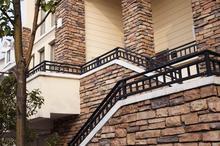 供应莆田热镀锌楼梯扶手制造公司、直销学校楼梯扶手