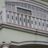供应中晶直销九江锌钢喷塑阳台护栏、隔离栏,空调护栏