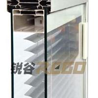 供应电动百叶中空玻璃/智能遥控百叶