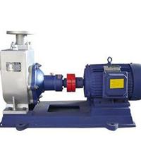 供应ZW型自吸式无堵塞排污泵|自吸泵|自吸排污泵