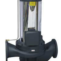 SPG管道式屏蔽泵