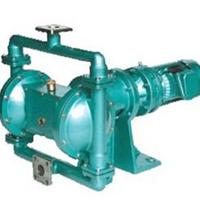 隔膜泵:DBY型衬氟电动隔膜泵