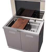 供应集成水槽、不锈钢水槽、厨房水槽AEK-9009