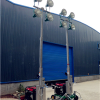 室外照明灯具产品大全-移动照明车中国建材网
