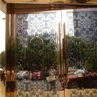 供应杭州玫瑰金不锈钢门
