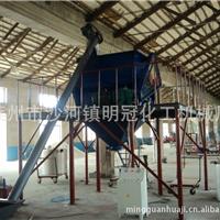 供应干粉砂浆成套设备 干粉砂浆混合机成套组装图片