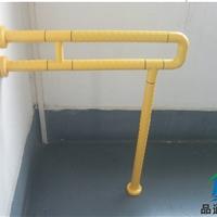 供应厕所不锈钢无障碍扶手尺寸,残疾人尼龙扶手 沈阳