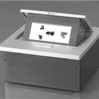 供应桌面插座,弹起式桌面插座,弹起式三位桌面插座