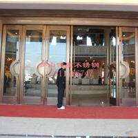 加工玫瑰金不锈钢大门、玫瑰金包厢门