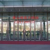 加工彩色不锈钢豪华大门、宾馆酒店大堂门、高档不锈钢大门