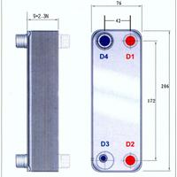 供应大连板式热交换器