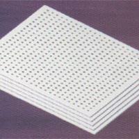 精品推荐无异味XW-L6606正方对角冲孔铝方板