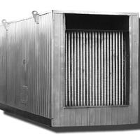 供应扰流子空气预热器
