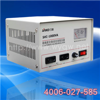 供应杭州稳压器三科SVC-1000VA全自动交流稳压器
