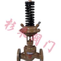 自力式蒸汽调节阀接线图
