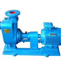 供应ZWP型不锈钢自吸式排污泵
