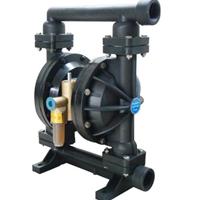 供应QBY铝合金气动隔膜泵