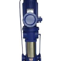 供应立式PBL系列屏蔽多级离心泵