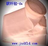 供应 玻璃纤维针刺毡抗氧化高温名牌滤袋