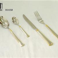 开业酬宾出口原单高级不锈钢西餐刀叉