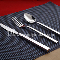 不锈钢刀叉镀金镀银刀叉银貂餐具厂WMF刀叉