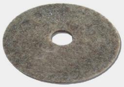 供应蝴蝶兽毛垫 百洁垫 结晶垫 抛光垫