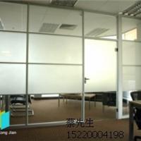厦门办公隔间 屏风隔断 玻璃隔墙厂家
