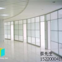 深圳南山高隔断 隔间墙 玻璃隔墙厂家
