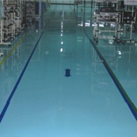 环氧自流平型防静电地坪