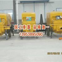 河南伊川县产品名称:MA系列矿用防爆混凝土泵