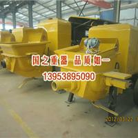 甘肃两当县连续式自动上料搅拌机-砂浆细石混凝土泵