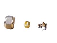 供应分水器配件管接头 支架 排气阀 安装箱