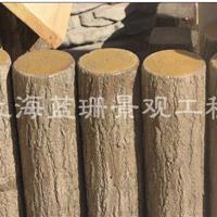 供应优质环保 仿木制品 仿木栏杆 仿木构件