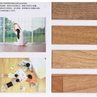 供应北京韩华塑胶地板-万马建材