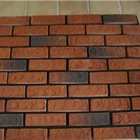 供应文化砖内墙砖电视背景墙壁炉砖仿古砖红砖仿岩石砖