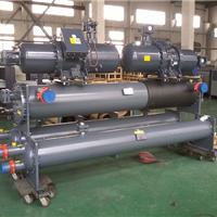 供应高效热泵机组,节能螺杆式冷水机,地源热泵