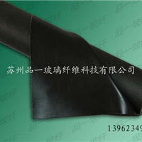 供应氟橡胶玻纤布,耐酸碱玻璃纤维氟胶布,高温氟胶布