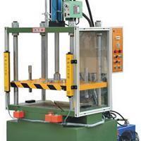 供应硅钢片整平压装油压机-福州电机定子整形压装机