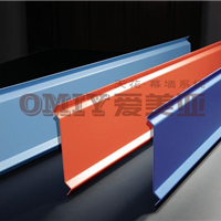 供应v型铝挂片价格,广州大广老牌厂家v型铝挂片价格
