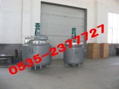 供应山东电加热反应釜/不锈钢反应釜/反应釜价格