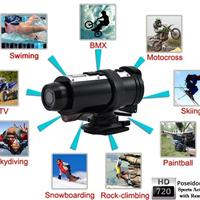 供应SV-AT36伦敦奥运整体化遥控运动摄像机