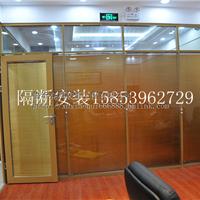 淄博、枣庄不锈钢玻璃隔断